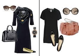 vestido preto esporte