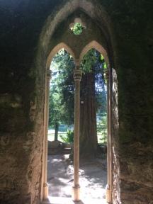 Jardim Medieval - Fonte dos amores